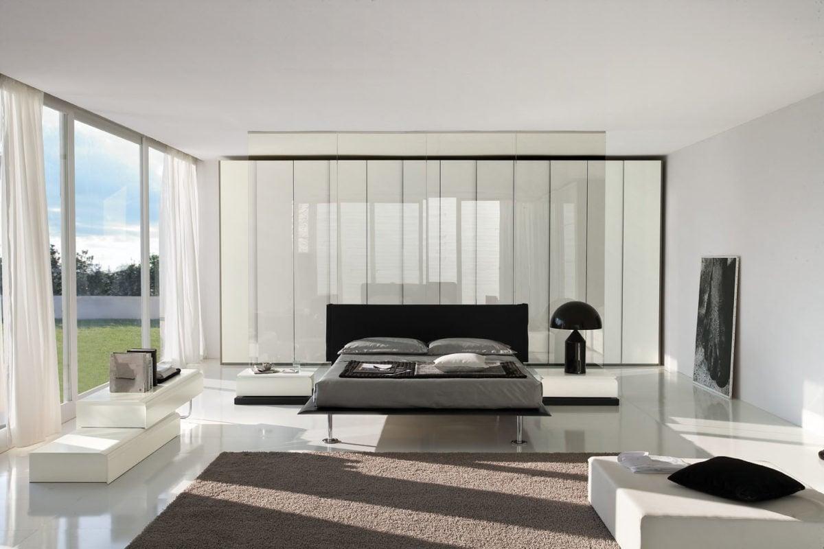 stile-contemporaneo-camera-letto