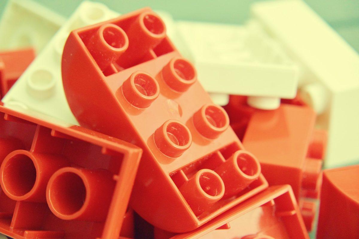 Lego arredamento