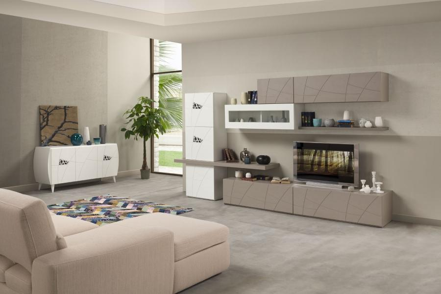 Arredare casa con il color cappuccino for Immagini pareti colorate soggiorno