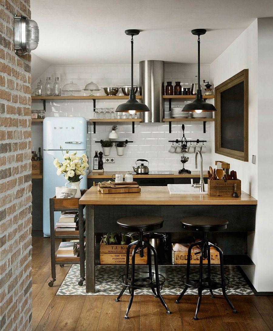 stile-hipster-cucina