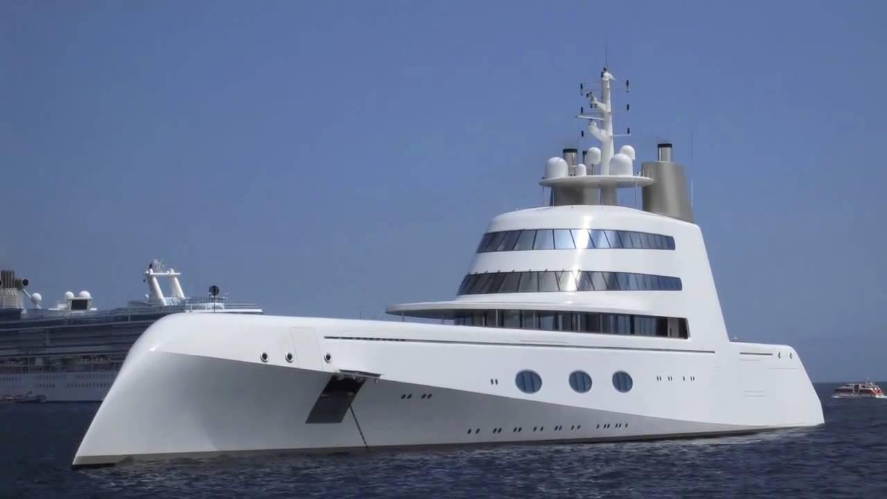 yacht-Superyacht A