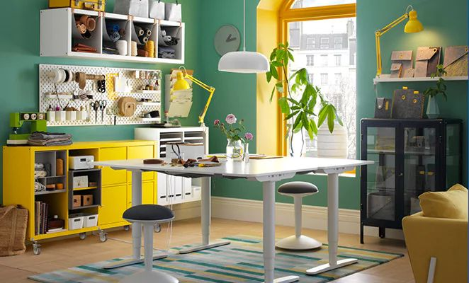 Ikea catalogo ufficio 2019 for Arredo studio ikea