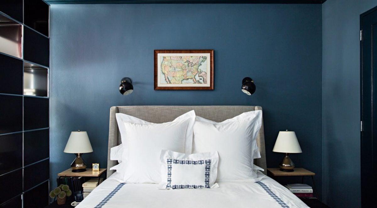 Color blu notte