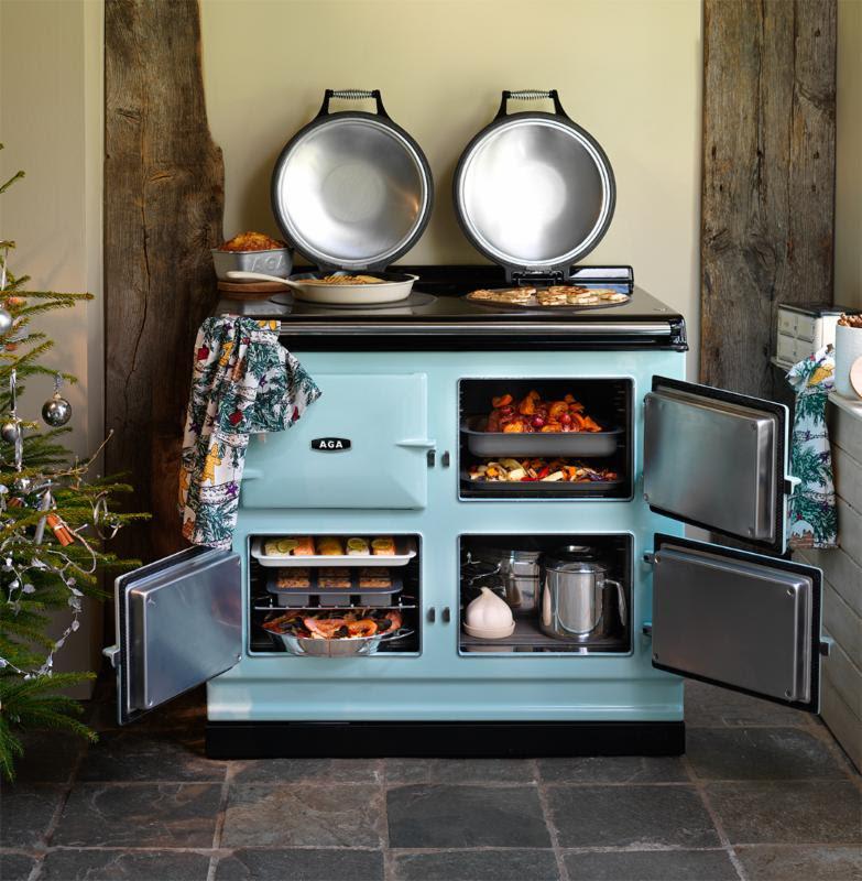 cucina-stile-country-forno