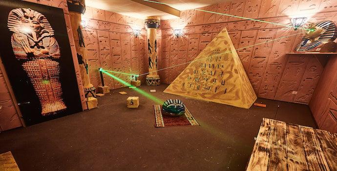 Galleria foto - Come creare una escape room in casa Foto 18