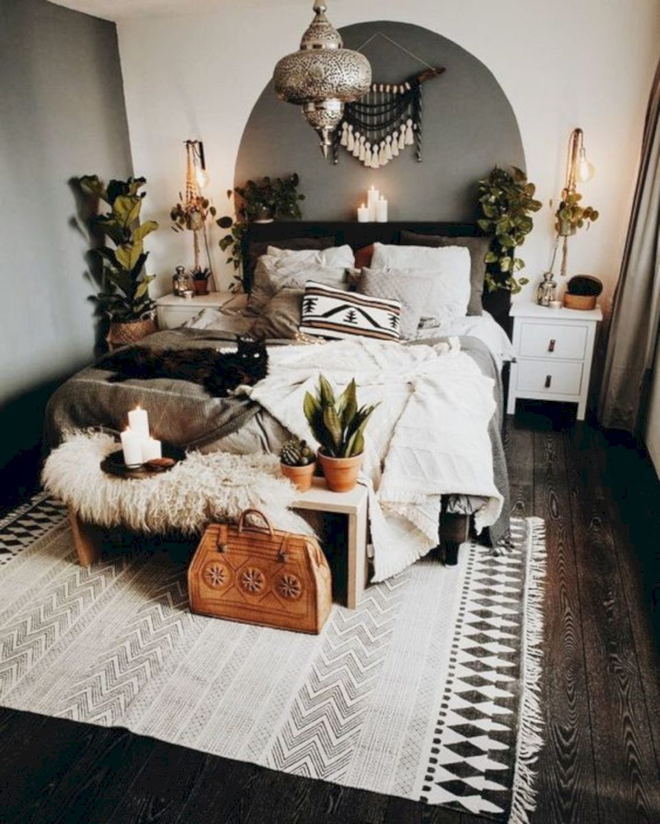 stile-bohemien-camera-letto-5