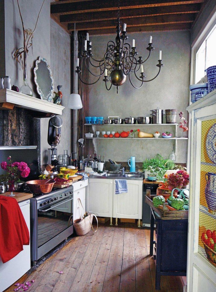 stile-bohemien-cucina-2