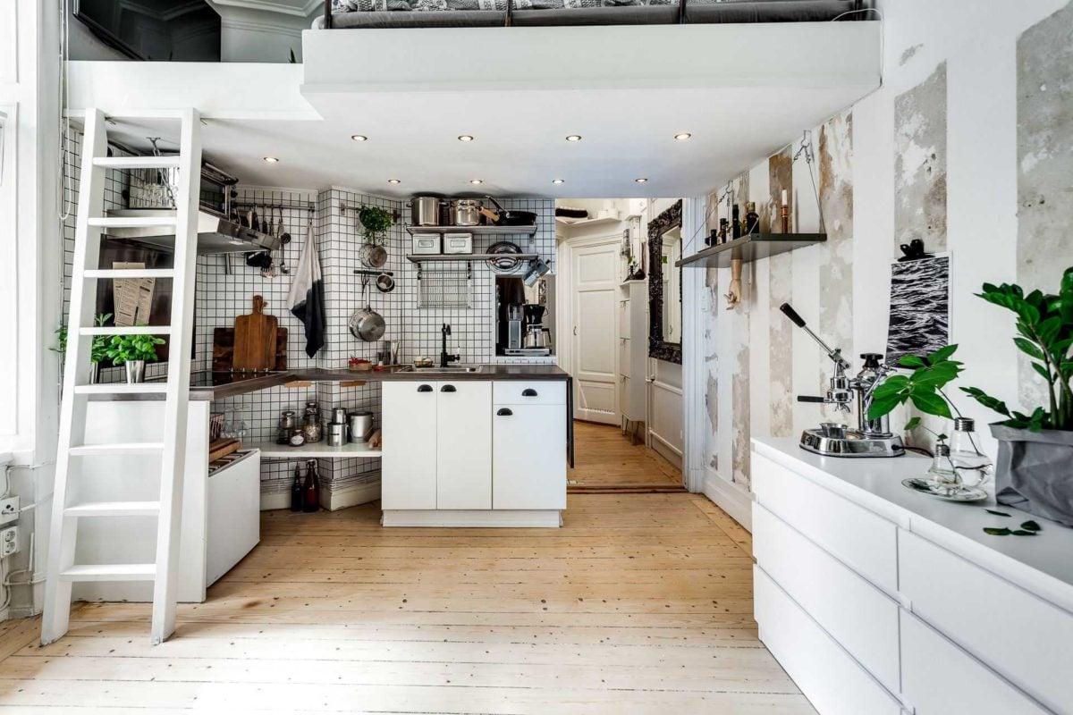 cucina-stile-rustrial