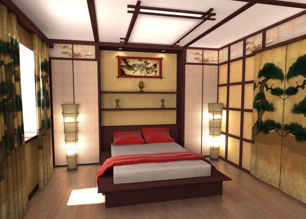 Stanze Da Letto Stile Giapponese : Come arredare la camera da letto in stile giapponese