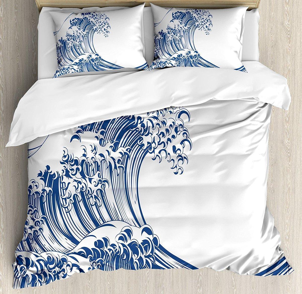 camera-letto-giapponese-biancheria