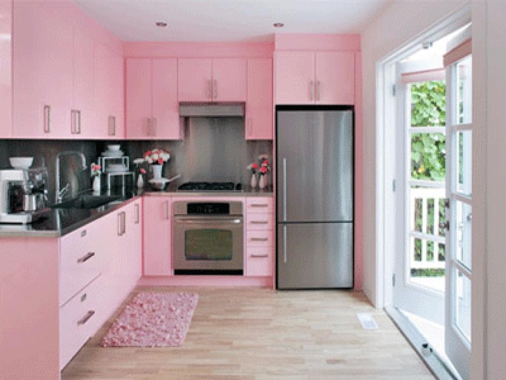 colore-baby-rosa-cucina