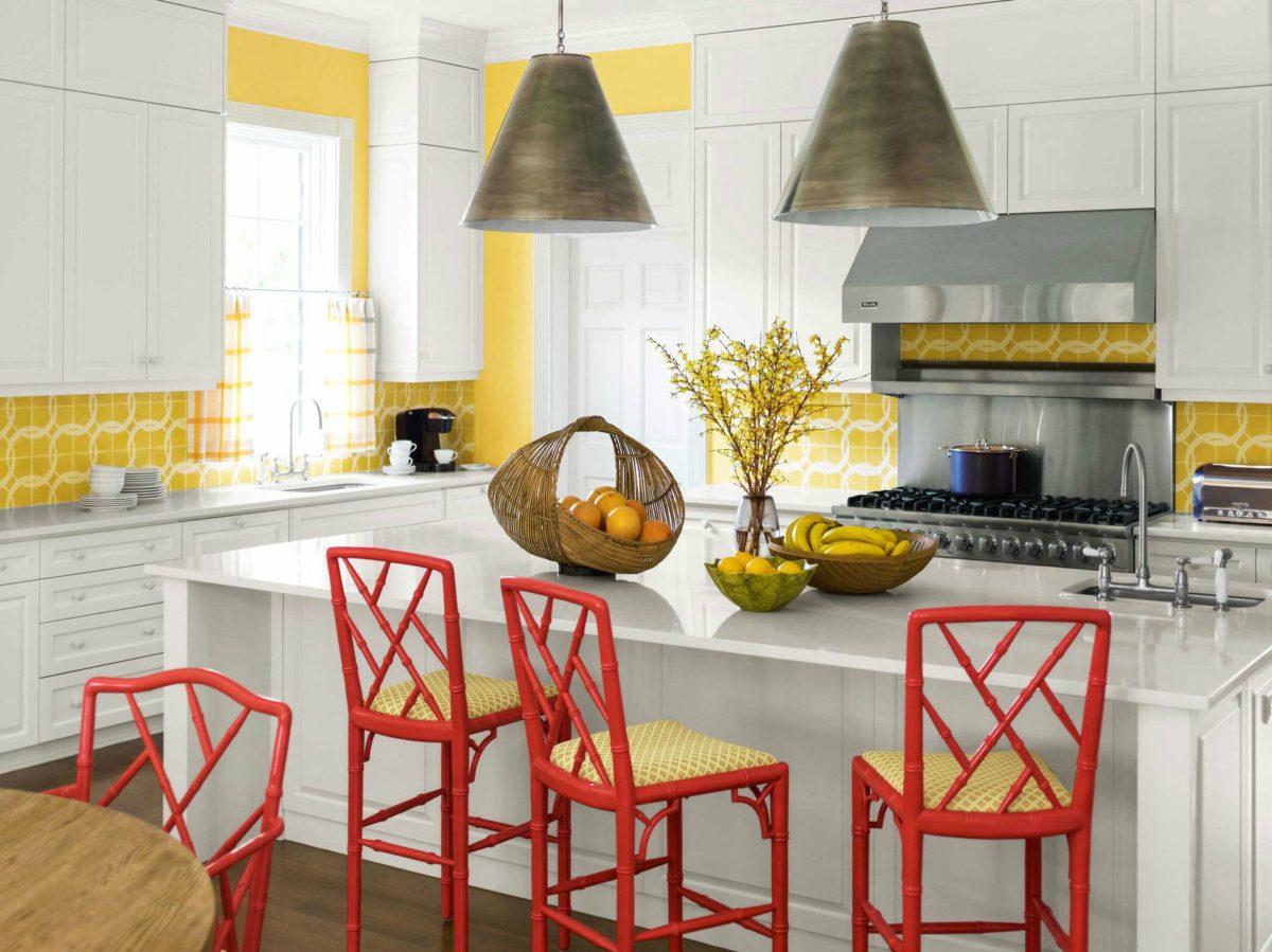 colore-giallo-napoli-cucina