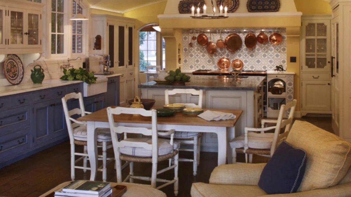 Le più belle proposte per una Cucina in stile provenzale