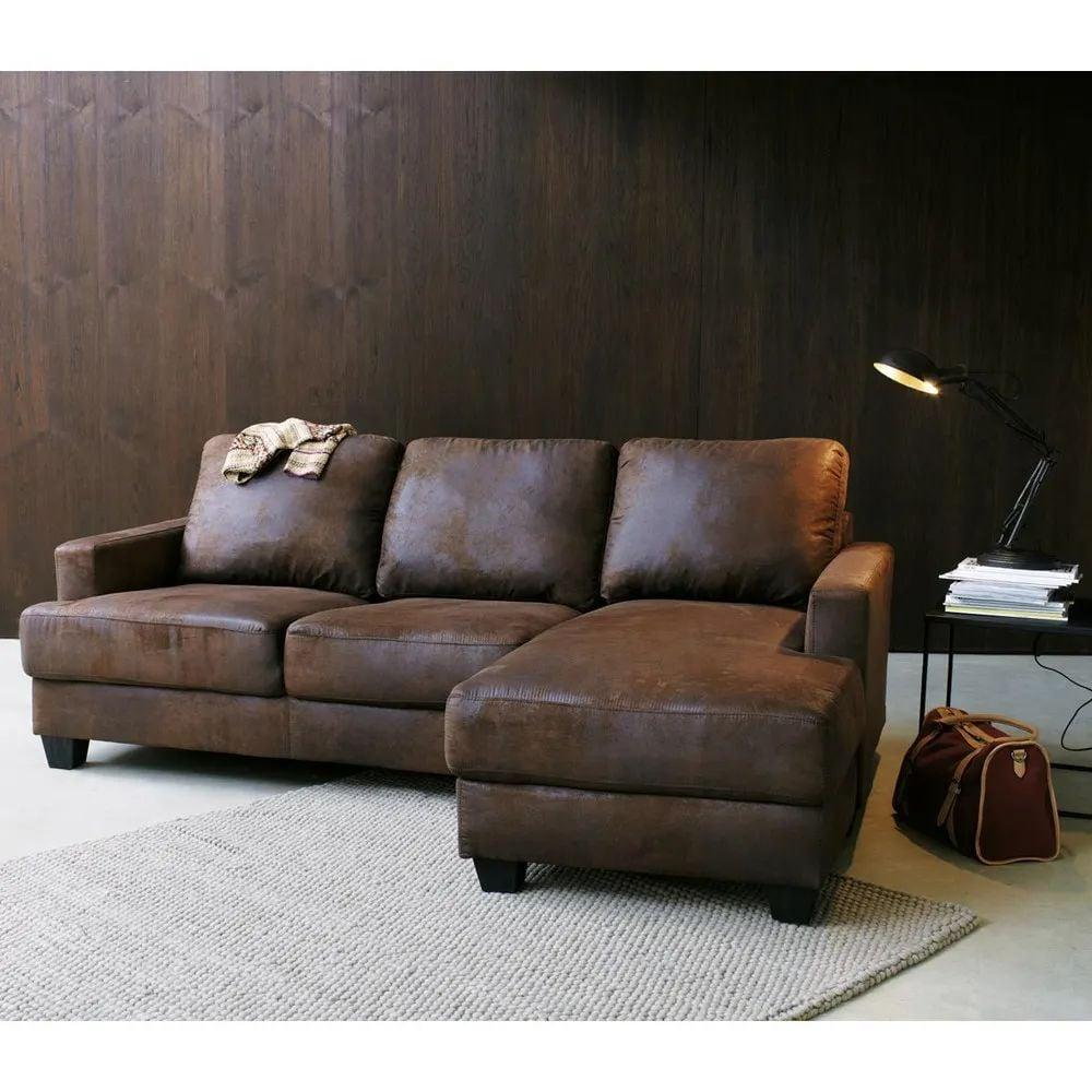 divano-ad-angolo-destro-marrone-in-microsuede-3-4-posti-maisons-du-monde