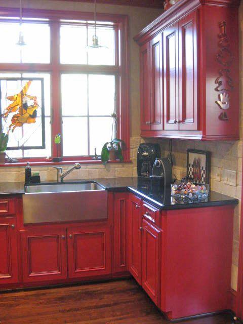 rosso-pompeiano-cucina