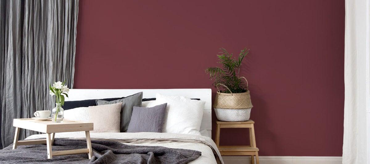 Come usare il color rosso pompeiano per arredare casa