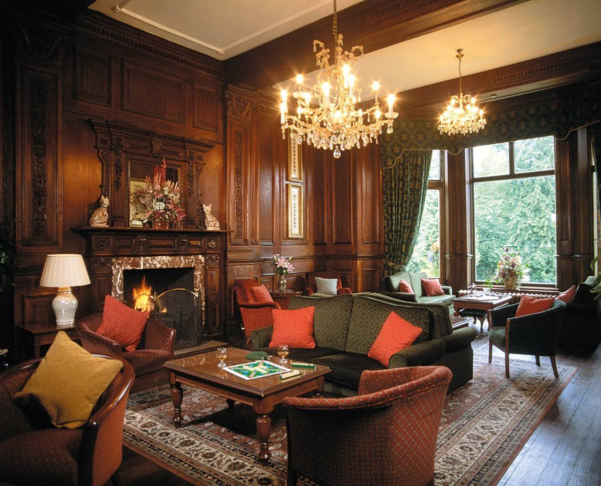 Le idee più belle per arredare il soggiorno in stile inglese