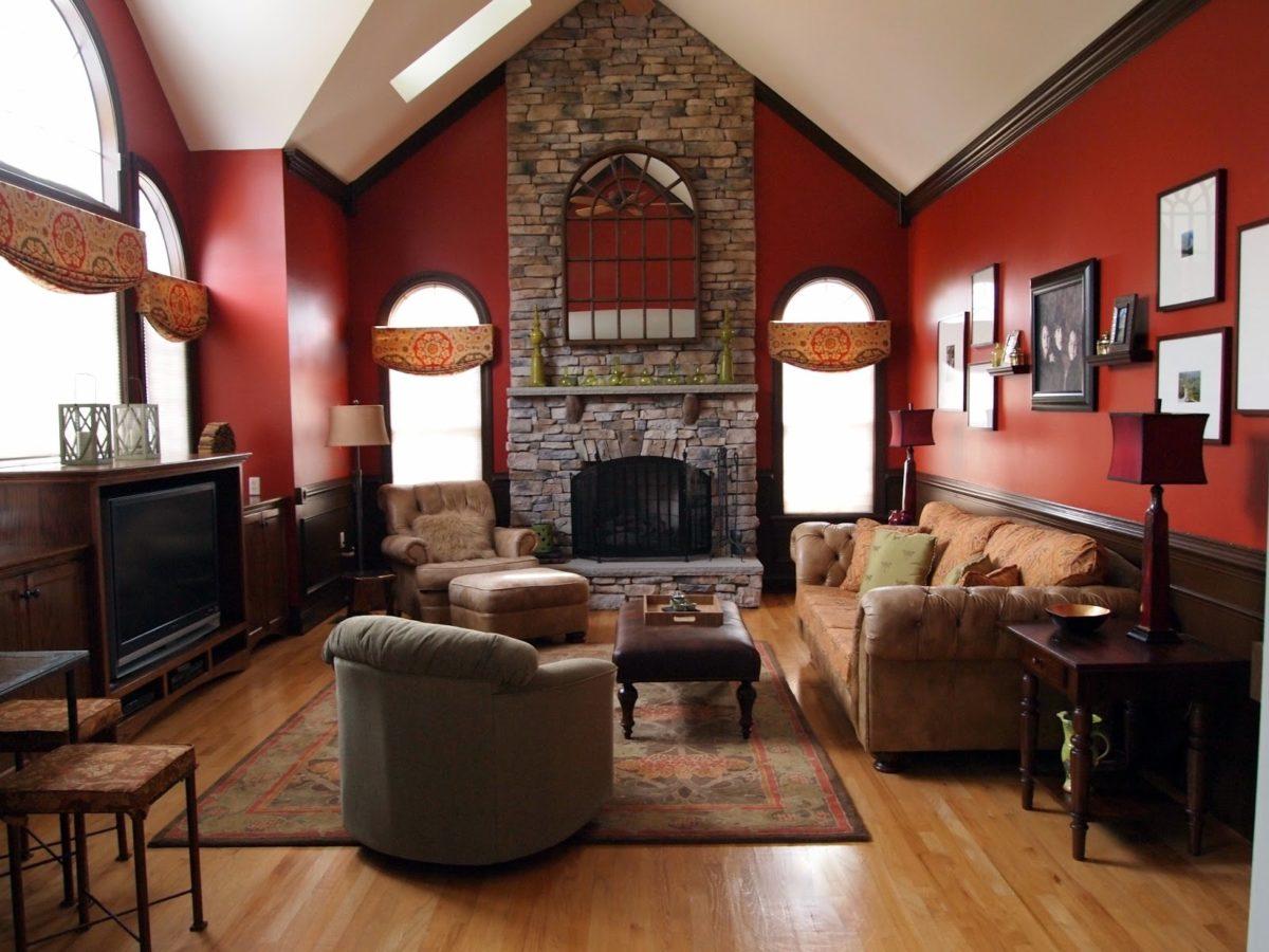 color-rosso-mattone-soggiorno