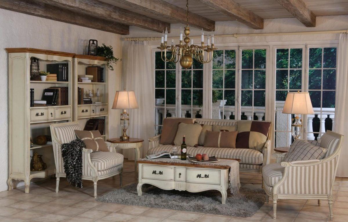Arredamento stile provenzale per soggiorno - Annunci Torino