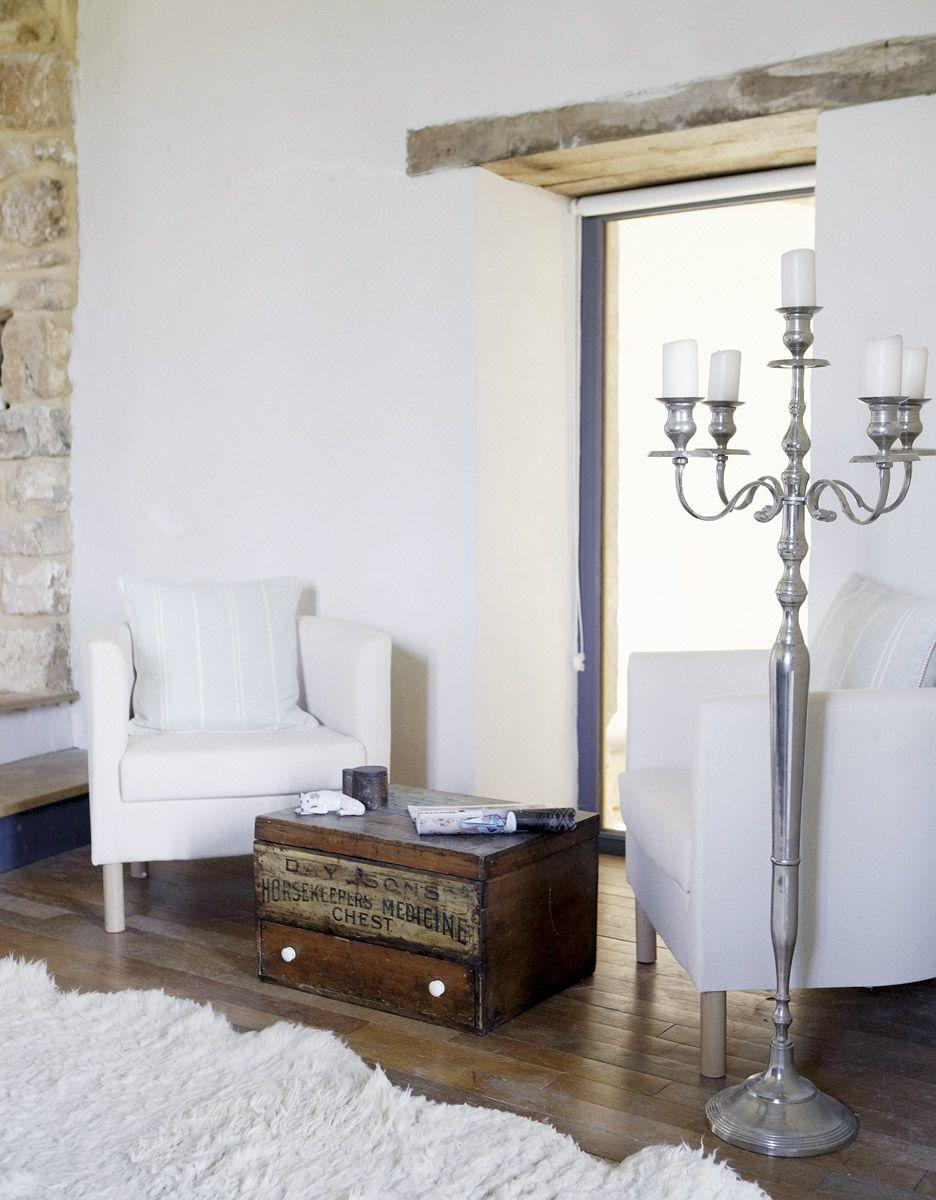 soggiorno-stile-provenzale-cassapanca