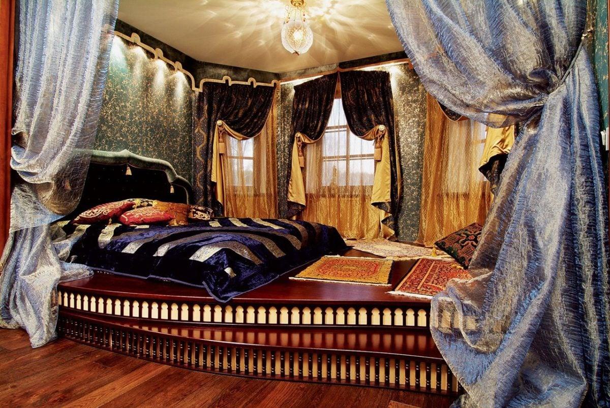 stile-kitsch-camera-letto