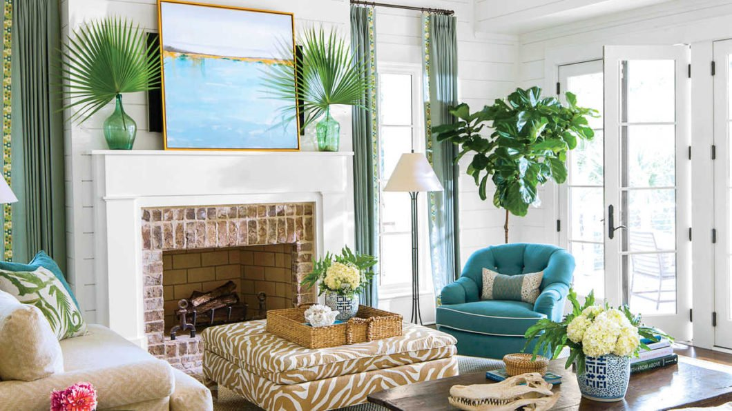 Stili Di Arredamento Interni.Idee Per Arredare Casa In Stile Tropicale Caraibico