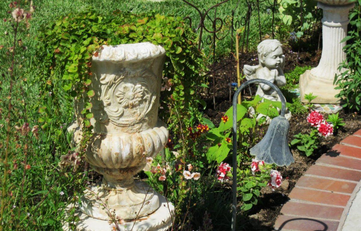 Ben noto 10 idee fantastiche per arredare piccolo giardino da sogno JR64
