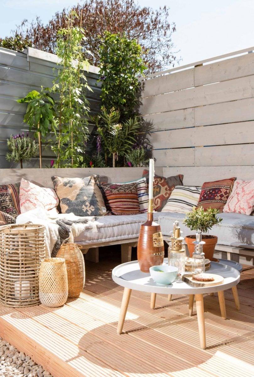 Arredare Con Le Damigiane 10 idee fantastiche per arredare piccolo giardino da sogno