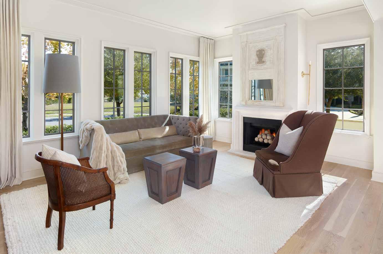 Come arredare una casa moderna in stile borghese for Arredare una casa moderna