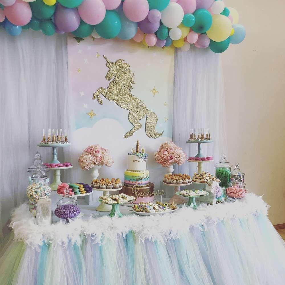 sweet-table-unicorno