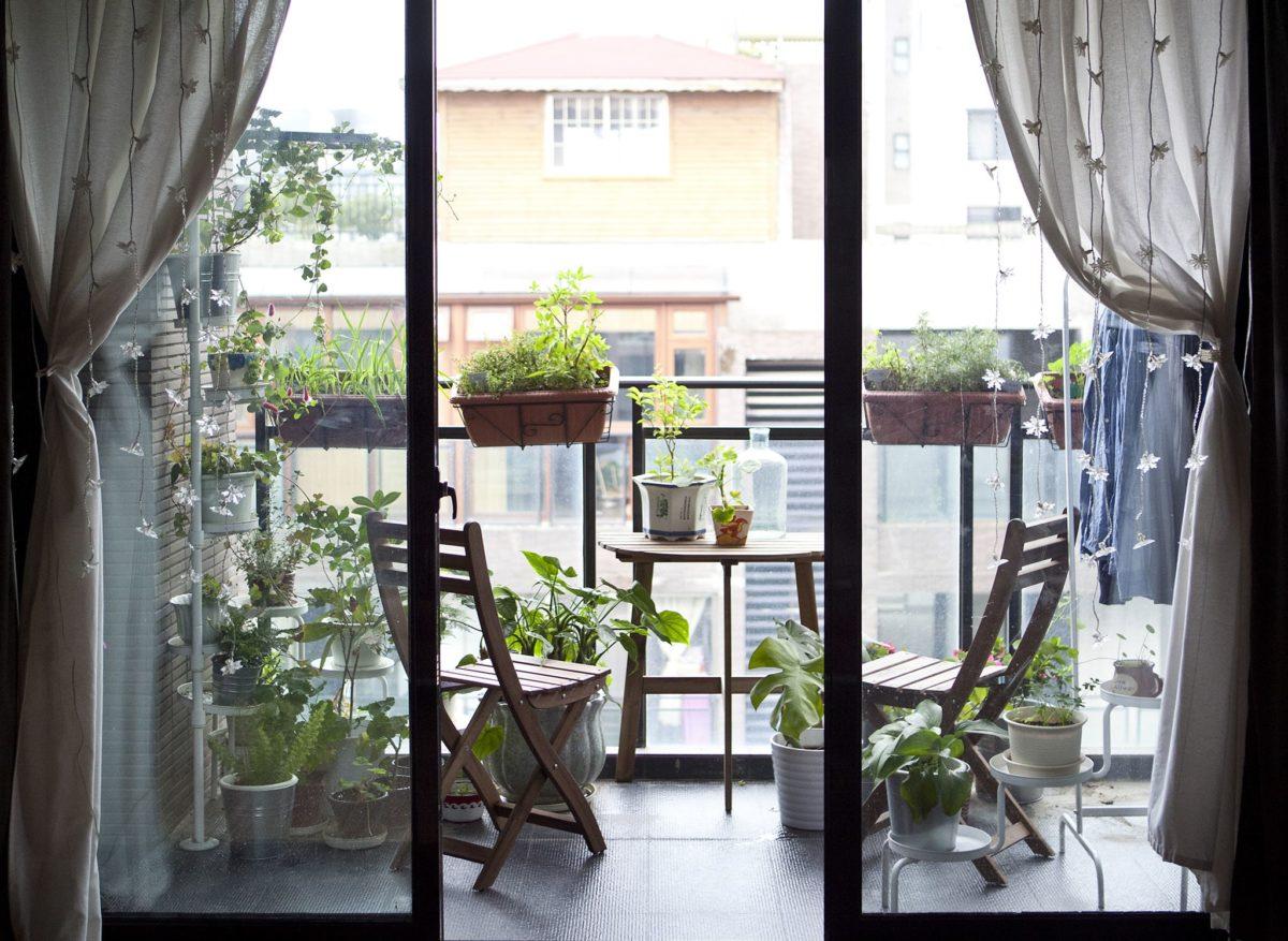 Arredare Il Balcone Ikea come arredare il balcone con ikea a meno di 50 euro