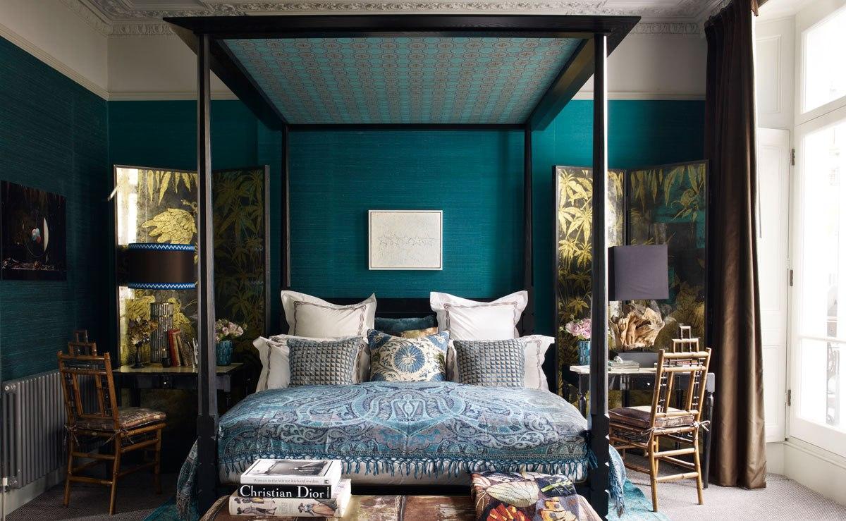 colore-foglia-tè-camera-letto-3