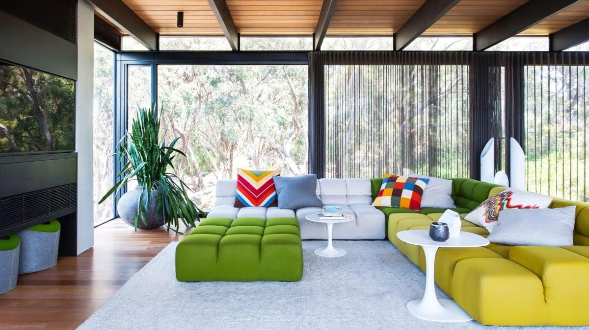 30 idee per arredare casa stile anni 70