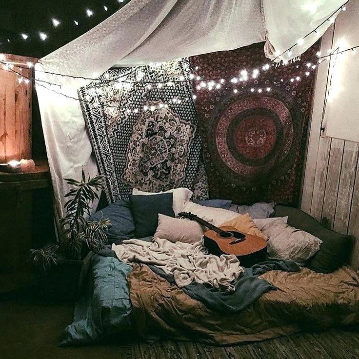 camera-da-letto-bohemien-baldacchino-4