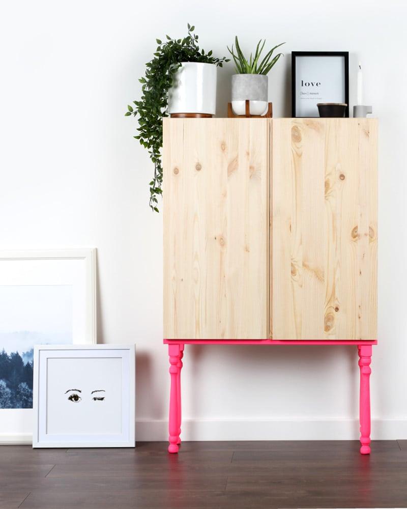 Gambe Per Mobili Ikea 8 idee speciali per trasformare il mobile ivar di ikea