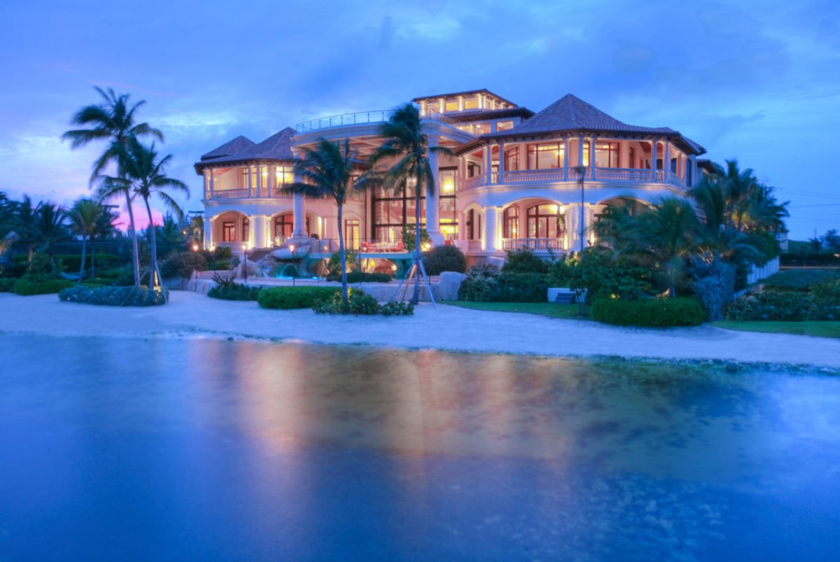 villa caraibi