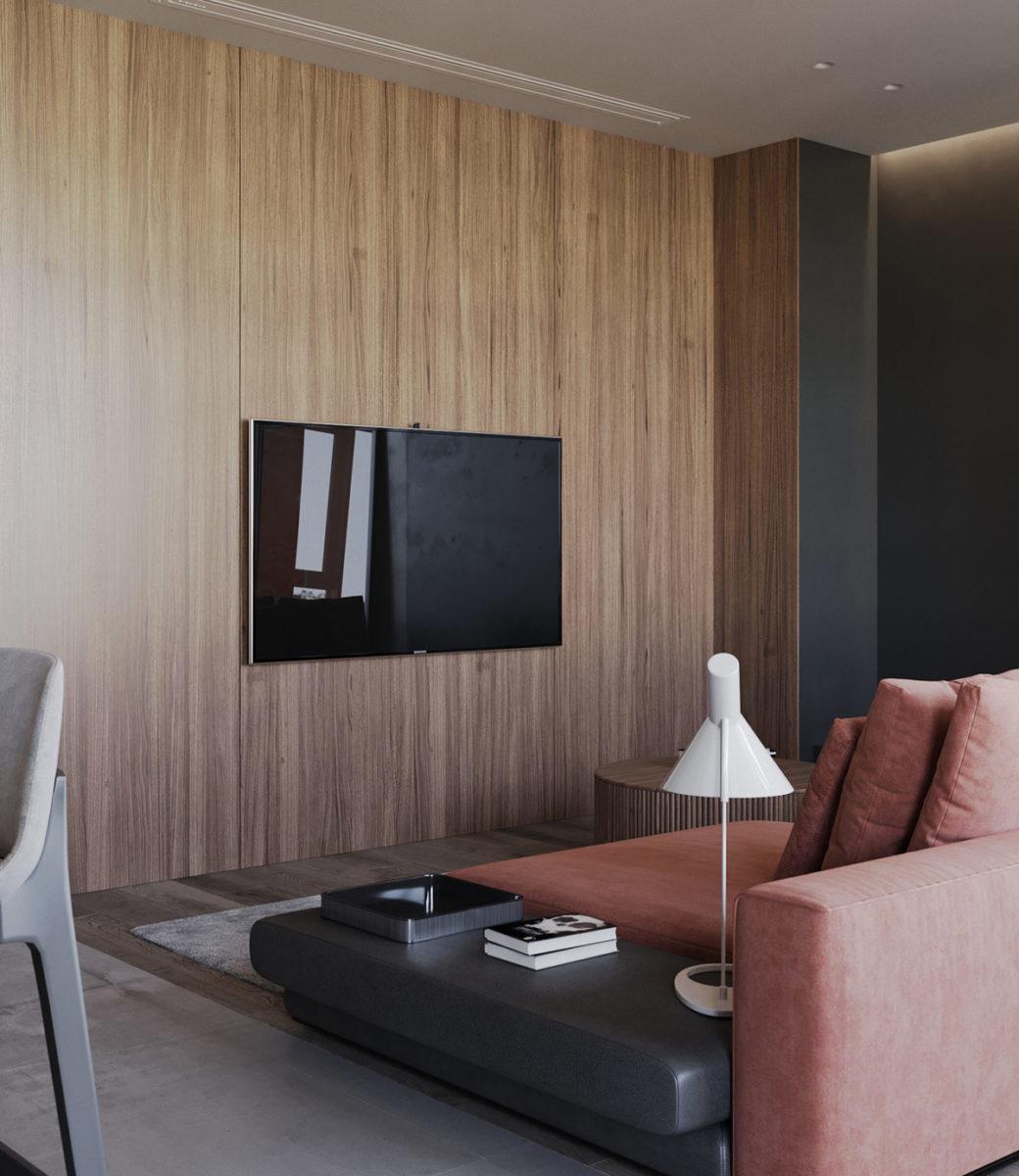 abbellire-parete-tv-legno-4