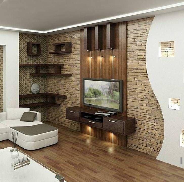 abbellire-parete-tv-pietra-4
