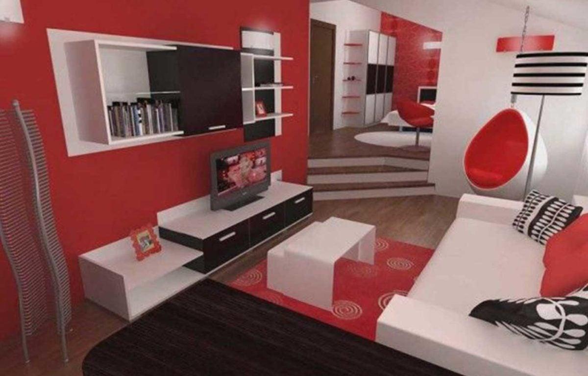 arredare-soggiorno-bianco-rosso-11