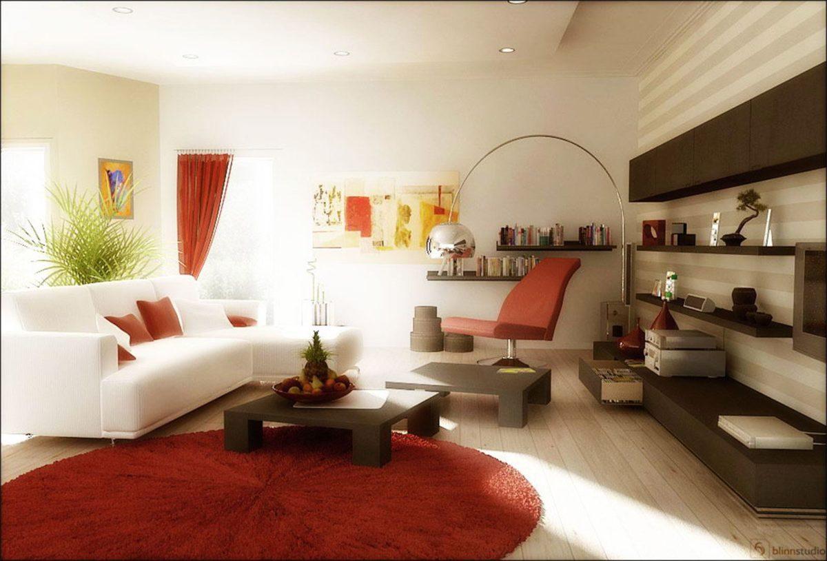 arredare-soggiorno-bianco-rosso-25