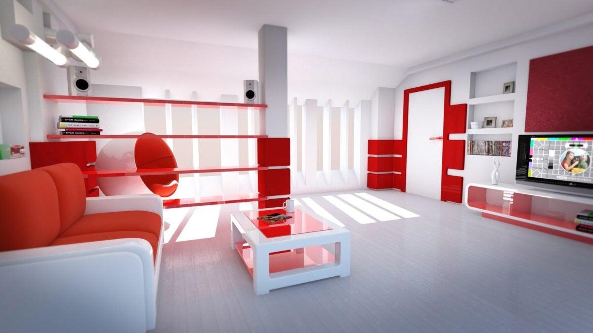arredare-soggiorno-bianco-rosso-5