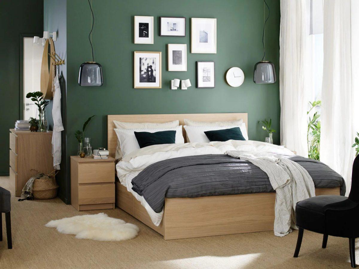Camera Da Letto Matrimoniale Nuova.Ikea Camere Da Letto Il Catalogo 2020