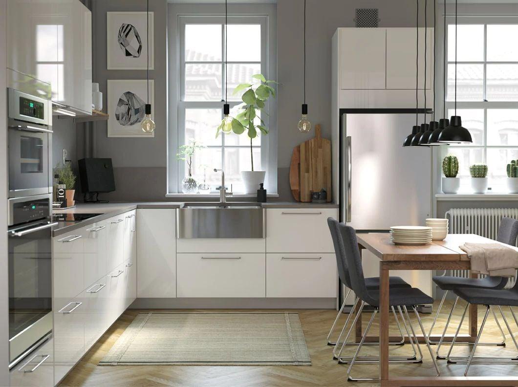 Ikea Cucine Con Isola Prezzi catalogo cucine ikea 2020