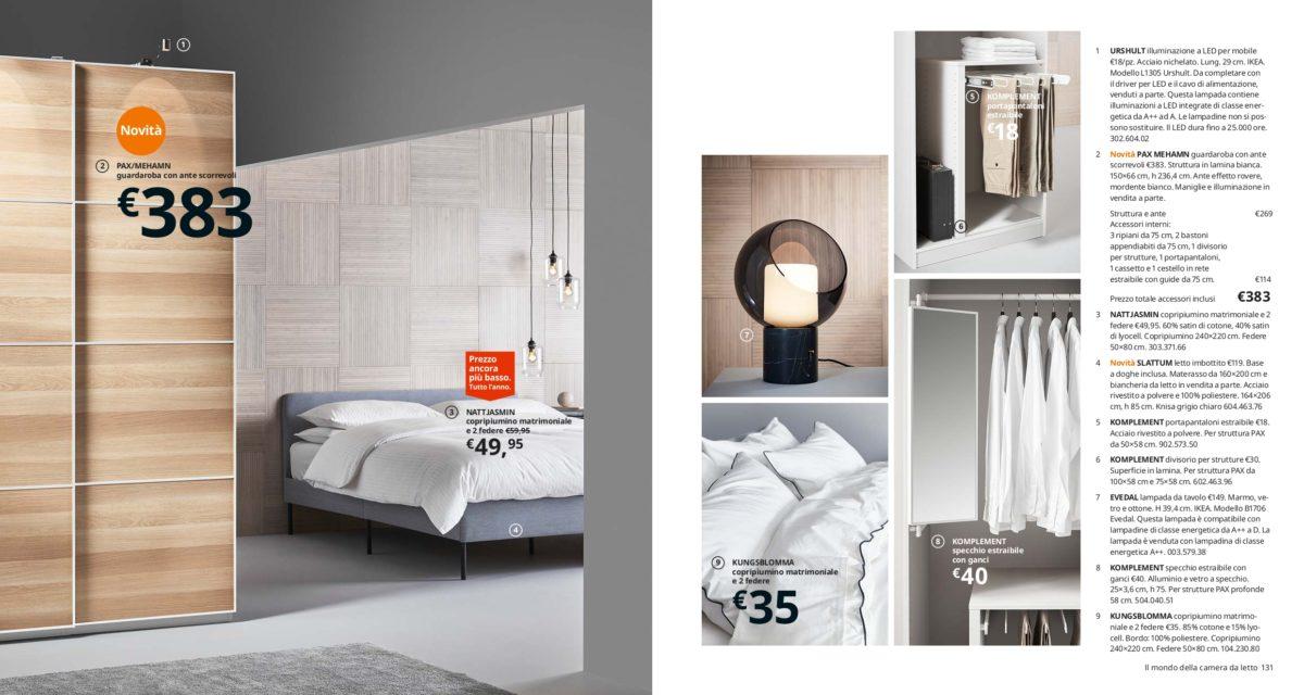 Listino Prezzi Camere Da Letto Ikea