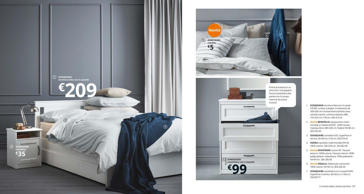 Armadio Camera Da Letto Ikea.Ikea Camere Da Letto Il Catalogo 2020