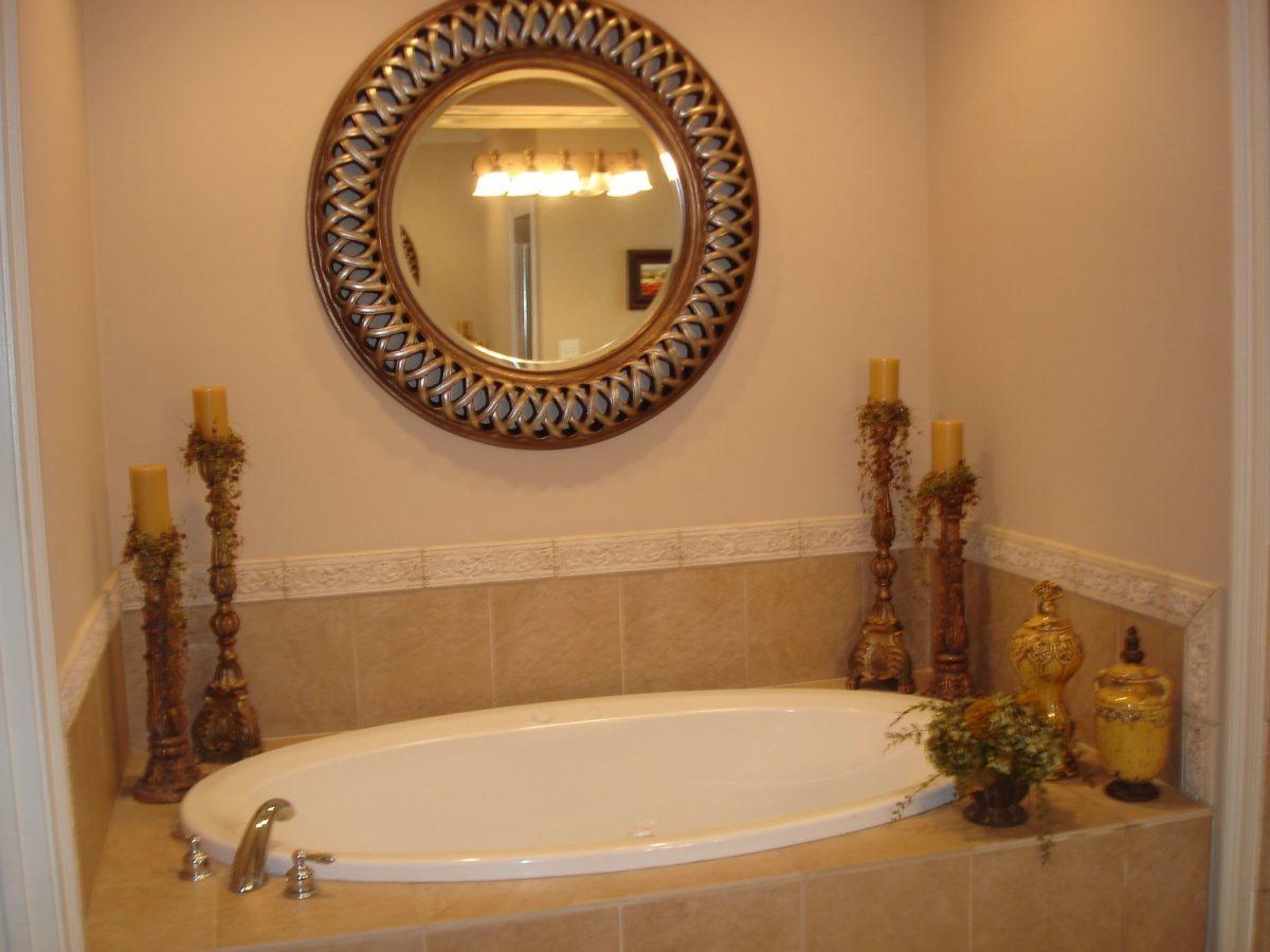 20 idee creative per abbellire la vasca da bagno