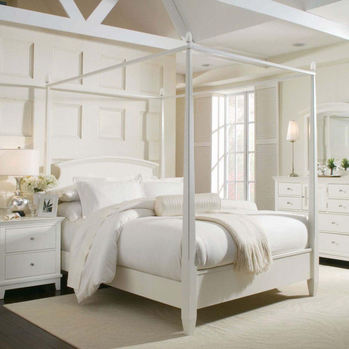 camera-da-letto-romantica-bianco-5