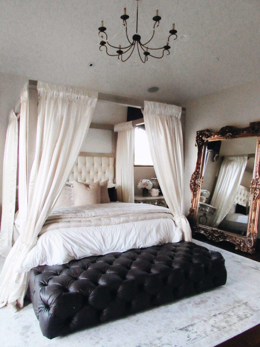 5 colori perfetti per la camera da letto romantica
