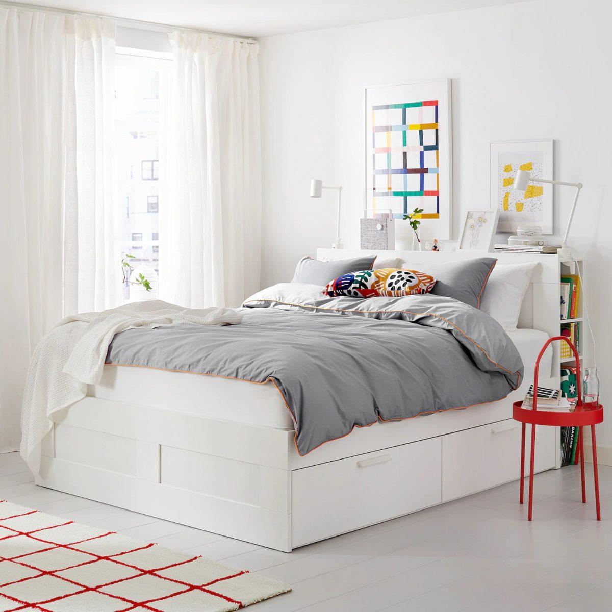 Fodera Per Testata Letto Matrimoniale Ikea.Ikea Catalogo 2020 Ecco Tutti I Prodotti Scontati Per Un Anno