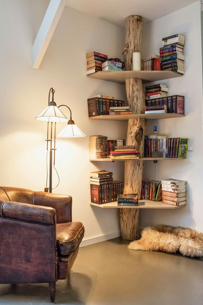 Legno Idee Fai Da Te 10 fantastiche idee di librerie low cost
